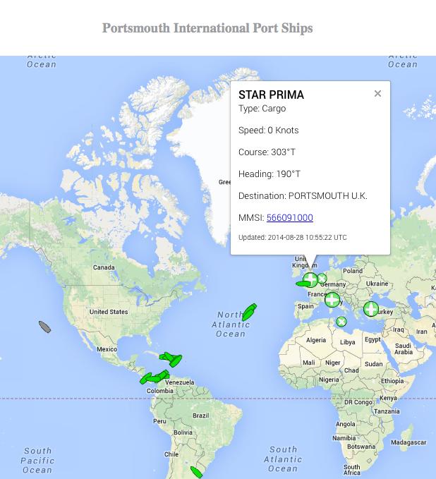 shipsmap