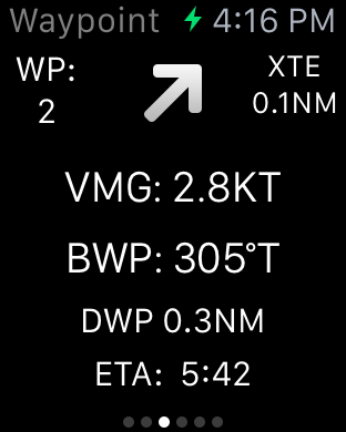 iOS Simulator Screen Shot - Apple Watch 16 Mar 2015 16.16.59
