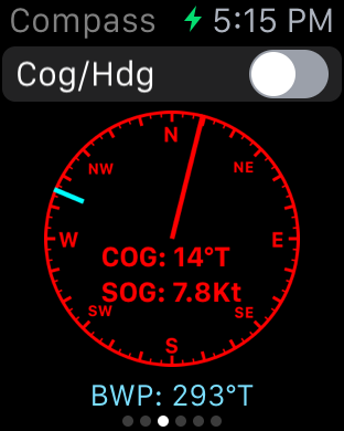 iOS Simulator Screen Shot - Apple Watch 16 Mar 2015 17.15.53